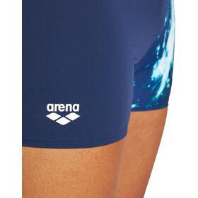 arena Vibration Shorts Men, navy/multi